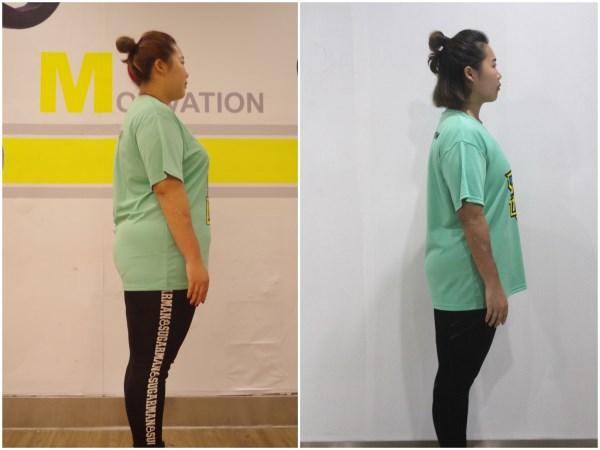 减肥达人训练营:黄佳倩206.3斤到160.6斤的人生蜕变